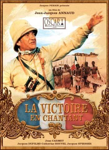 La Victoire en chantant / Réalisé par Jean-Jacques Annaud | Annaud, Jean-Jacques