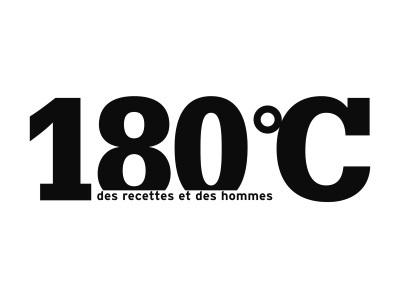 180°C : des recettes et des hommes  