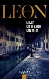 Minuit sur le canal San Boldo / Donna Leon | Leon, Donna (1942-....)