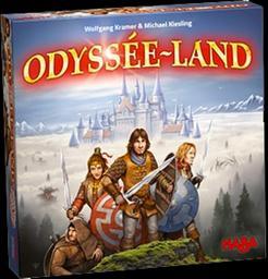 Odyssée-land / Wolfgang Kramer et Michael Kiesling   Kramer, Wolfgang