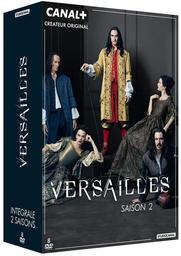 Versailles . saison 1 / créée par Simon Mirren et David Wolstencroft   Mirren, Simon