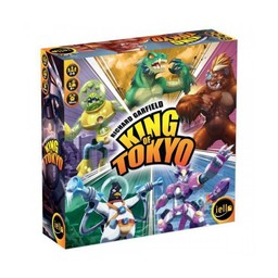 King of Tokyo / Richard Garfield | Garfield, Richard
