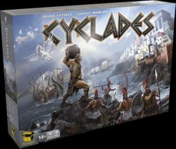 Cyclades / Bruno Cathala et Ludovic Maublanc | Cathala, Bruno