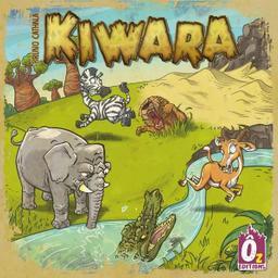 Kiwara / Bruno Cathala | Cathala, Bruno