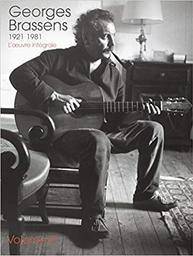 L'oeuvre intégrale 1921-1981 / Georges Brassens. 2 | Brassens, Georges (1921-1981)