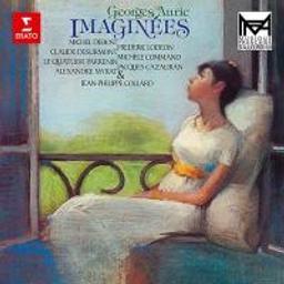 Imaginées / Georges Auric | Auric, Georges (1899-1983)