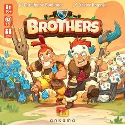 Brothers / Christophe Boelinger | Boelinger, Christophe
