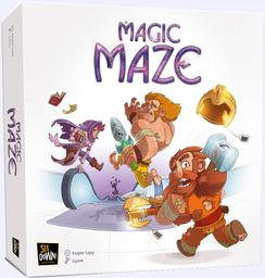 Magic Maze / Kasper Lapp | Lapp, Kasper