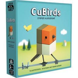 CuBirds / Stefan Alexander   Alexander, Stefan