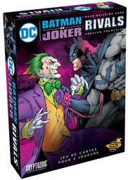 Batman vs Joker : « Rivals » / Matt Hyra | Hyra, Matt