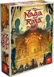 Nagaraja / Bruno Cathala et Théo Rivière | Cathala, Bruno