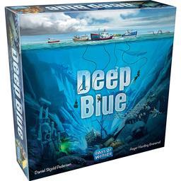 Deep Blue / Daniel Skjold Pedersen   Pedersen, Daniel Skjold