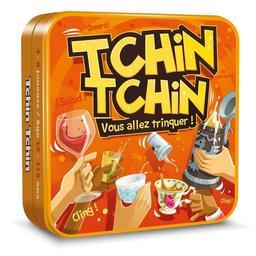 Tchin tchin / Guillaume Blossier | Blossier, Guillaume