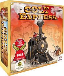 Colt express / Christophe Raimbault | Raimbault, Christophe