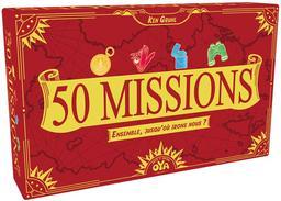 50 missions : Ensemble, jusqu'où irons-nous ? / Ken Gruhl   Gruhl, Ken