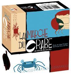 La marche du crabe / Julien Prothière   Prothière, Julien