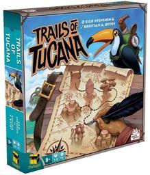 Trails of Tucana / Eilif Svensson | Svensson, Eilif