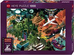 Puzzle Steven Spielberg : 1000 pièces | Clérisse, Alexandre (1980-...)