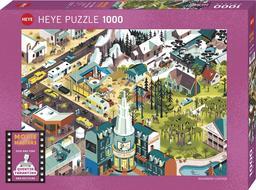 Puzzle Quentin Tarantino : 1000 pièces | Clérisse, Alexandre (1980-...)